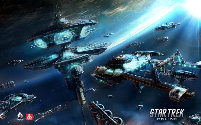 Star Trek Online, console, debut, announcement, release date, trailer