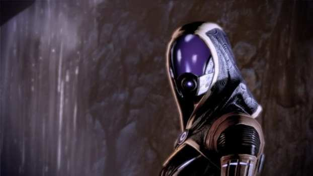 12) Tali'Zorah vas Normandy