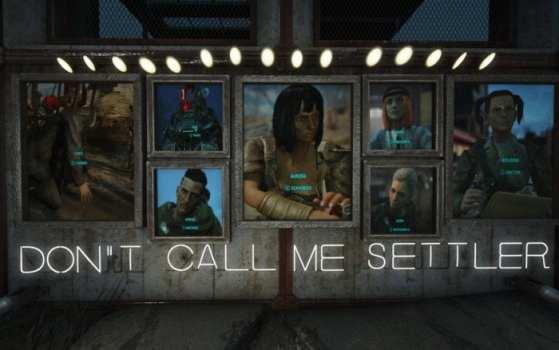 Don't Call Me Settler