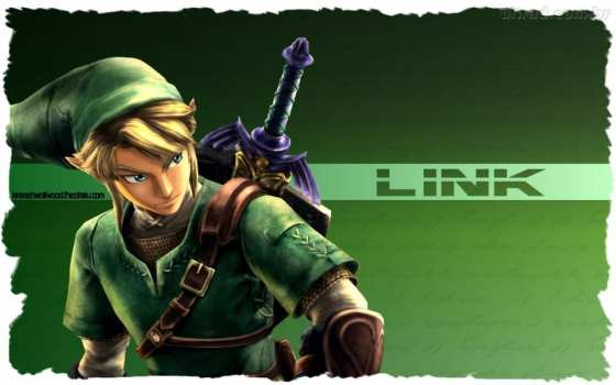 Link's Design Was Loosely Based on Peter Pan