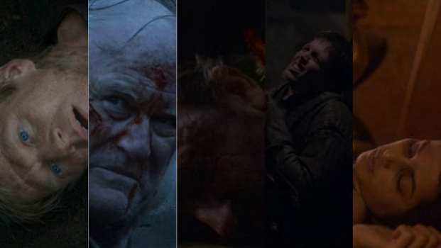 The Tickler, Ser Rodrick Cassel, Amory Lorch, Drennan, Irri