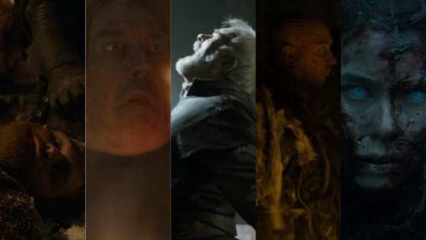 Grenn, Mance Rayder, Ser Barristan Selmy, Loboda, Karsi