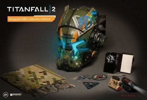 titanfall 2, collector's edition
