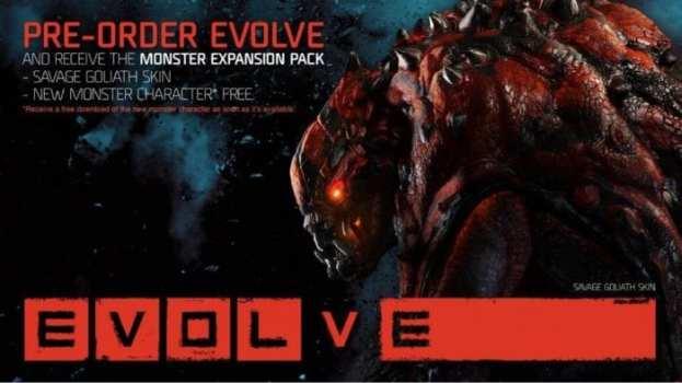 Evolve - Free Monster