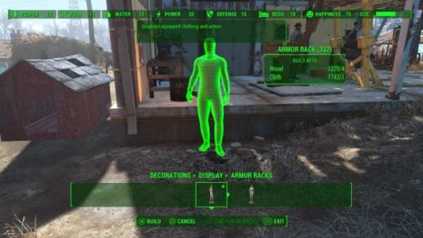 fallout 4, display, contraptions