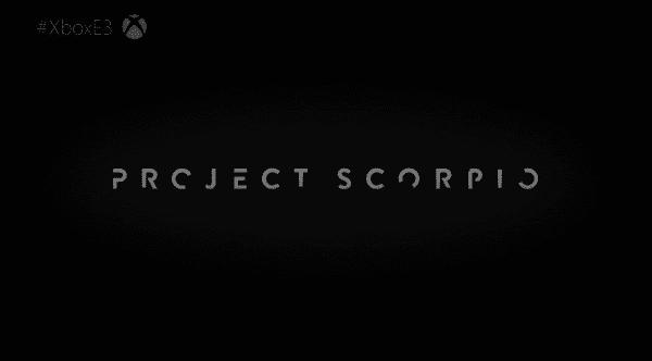 Project Scorpio, Xbox One