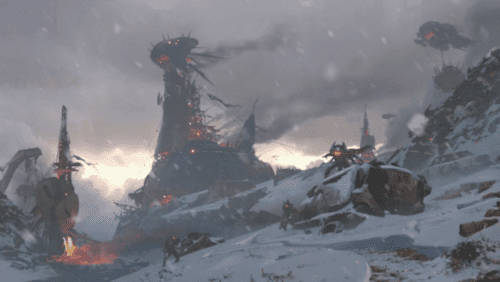 The Fallen and New Plaguelands