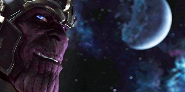 2) The Avengers - Thanos Reveal