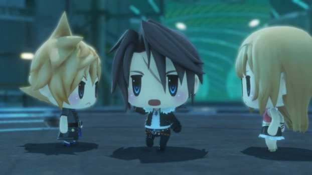 Squall (Final Fantasy VIII)