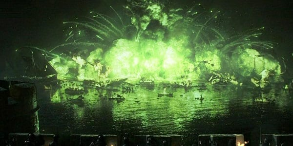 8. Which Houses saved King's Landing at the Battle of Blackwater Bay?