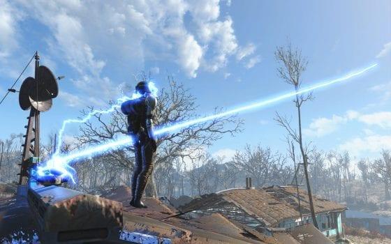 Fallout 4, d13 institute, mods