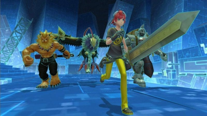 Digimon has an enormous cast which benefits from the side quests, and Pokemon would as well.