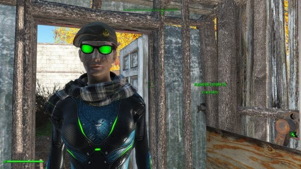 fallout 4, mods, graphics, mod