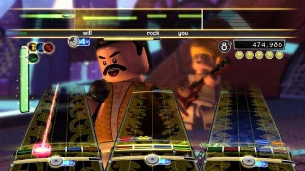 16) LEGO Rock Band