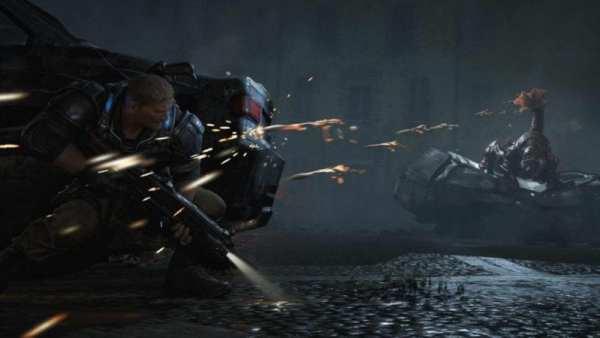 gears of war 4, xbox one, e3, microsoft, 2016