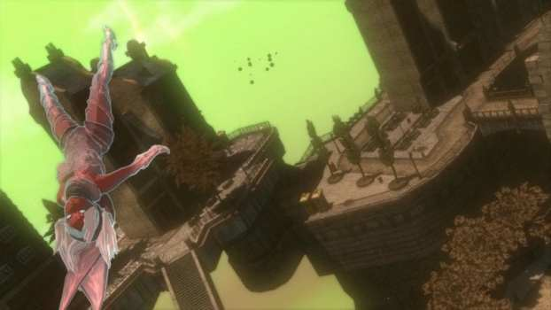 8. Gravity Rush Remastered