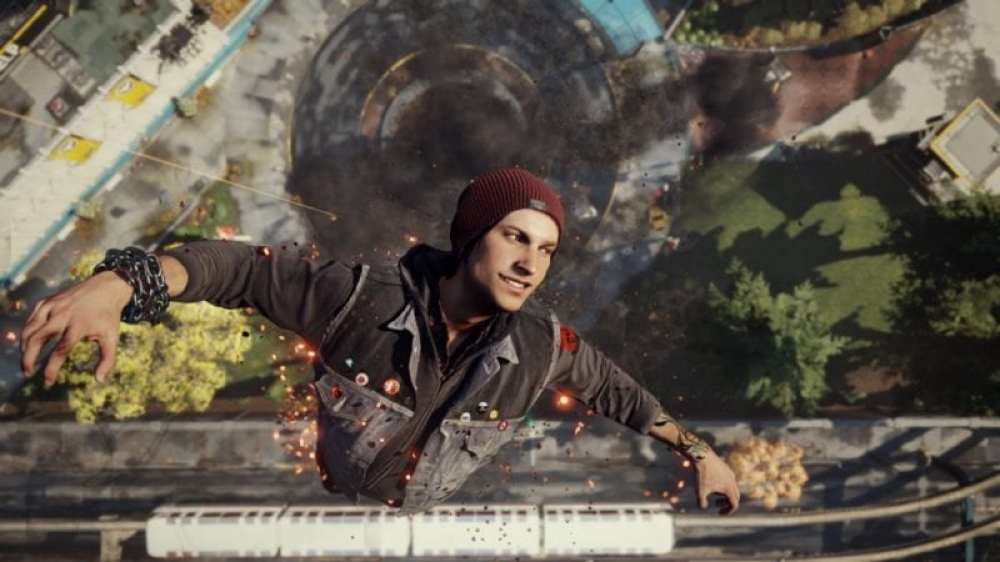 Infamous: Second Son, PS4, Sucker Punch