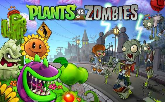 Plants vs Zombies 2: Its About Time
