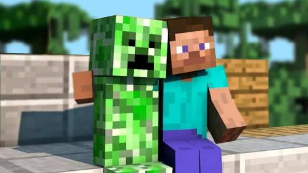 TRUE or FALSE: A Creeper that explodes in water won't harm the player's health.