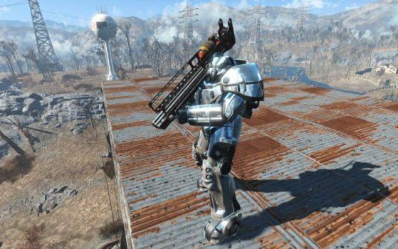 Power Armor Overhaul