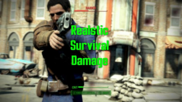 Realistic Survival Damage