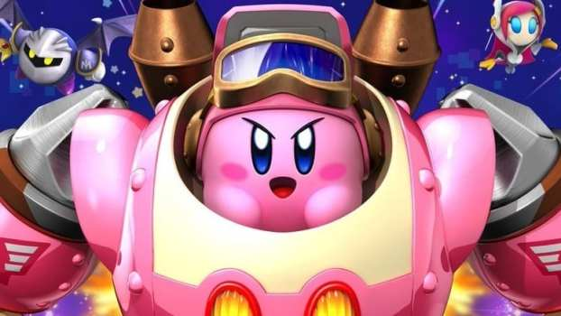 Kirby Planet Robobot (3DS) - June 10