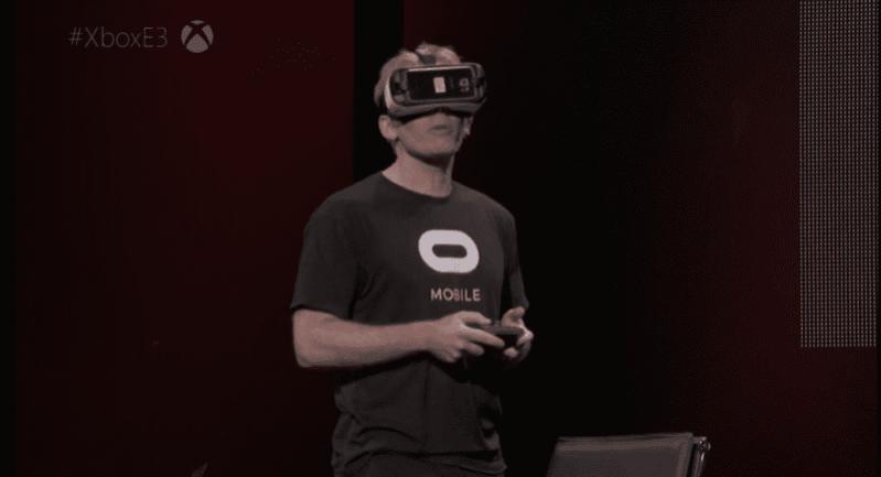 Minecraft, VR