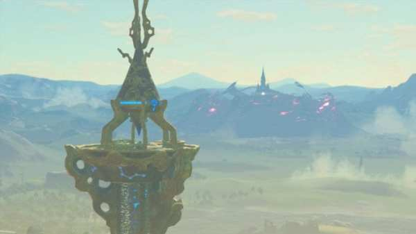Legend of Zelda: Breath of the Wild, e3, preview, hands-on, 2016