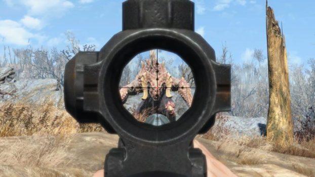 See-Through Combat Scopes