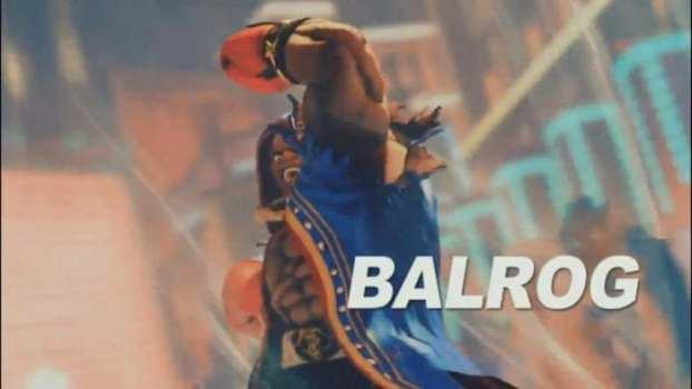Balrog - Street Fighter Series