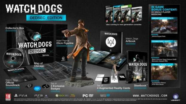 Watch Dogs - 9 Different Versions