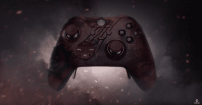 Gears of War 4 Elite Xbox One Controller