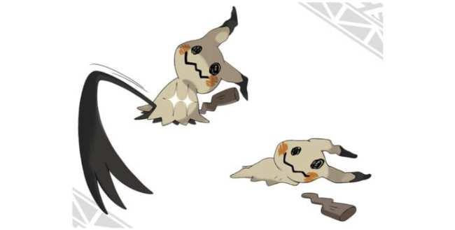 Mimikyu - Pokemon Sun
