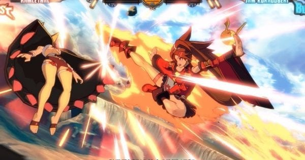 guilty gear xrd revelator top, rated, playstation 4