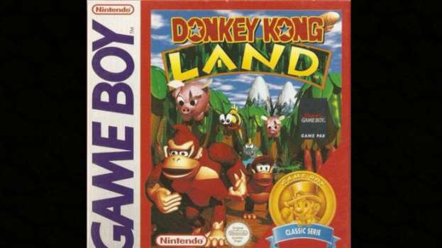 19. Donkey Kong Land (Series)