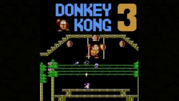 18. Donkey Kong 3