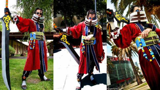 Auron - Final Fantasy X