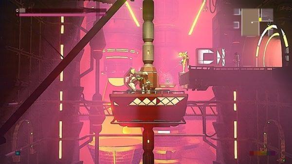 Headlander, PS4, review