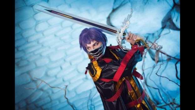 Kurasame - Final Fantasy Type-0