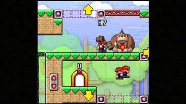 14. Mario vs Donkey Kong 2: March of the Minis