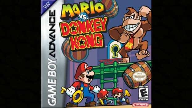 12. Mario vs Donkey Kong