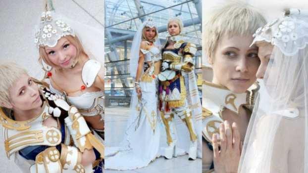 Rasler and Ashe - Final Fantasy XII