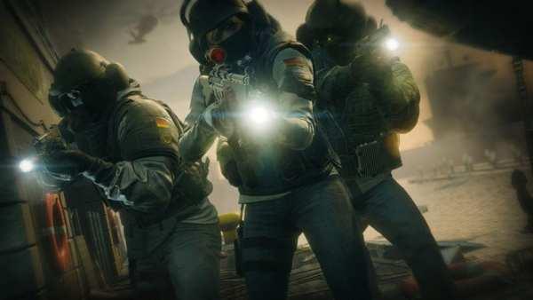 Rainbow Six Siege, alpha packs