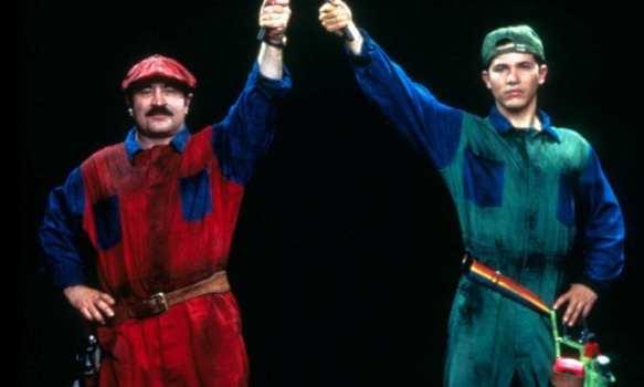 Super Mario Bros. - 1993