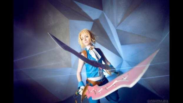 Zidane Tribal - Final Fantasy IX