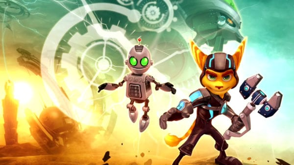 Ratchet and Clank, a crack in time, insomniac games, ps3