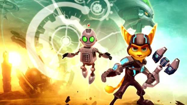 5. Ratchet & Clank Future: A Crack in Time