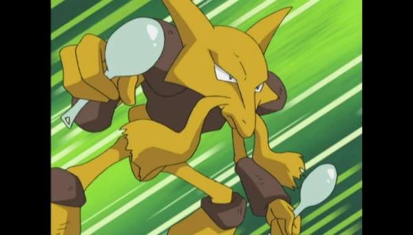 Alakazam Pokemon GO