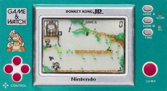 21. Donkey Kong Game & Watch (Series)