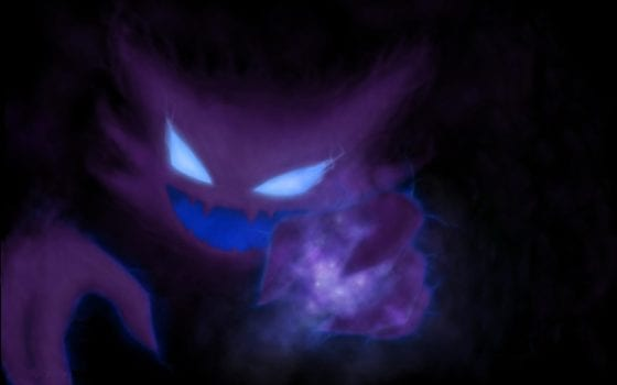 haunter pokemon go